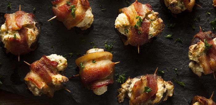 manitaria bacon top