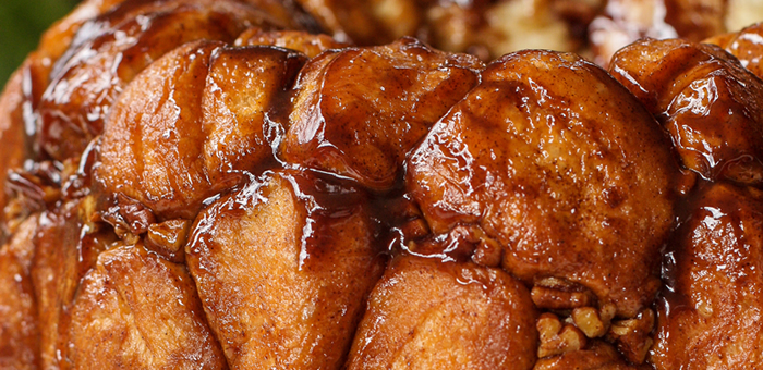monkey bread top